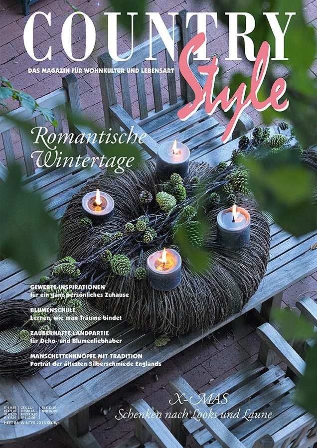 Country Style magazine - Cover of the latest issue