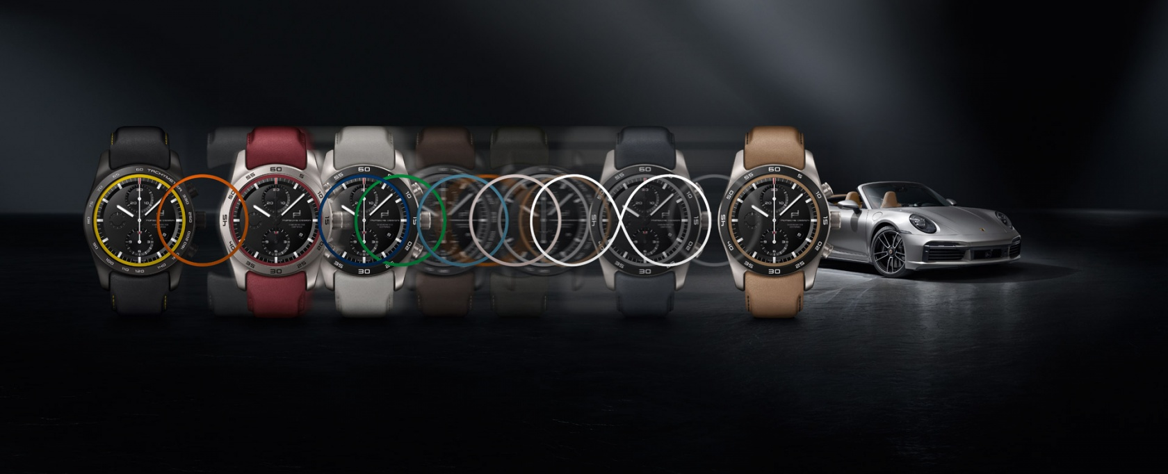Porsche Design custom-built Timepieces